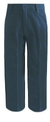 Classroom  Mens Flat Front Uniform Pants