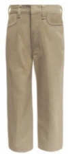 Classroom Girls Flat Front Straight Leg School Pants<br>SALE ITEM: reg $17.95