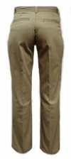 Dickies Junior Welt Pocket Low-Rise Flare Leg School Pants