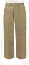 Dickies Boys Flat Front School Pants