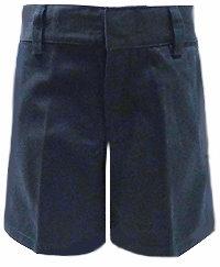 French Toast Boys/' Basic Flat-Front Short With Adjustable Waist