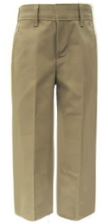 Large Waist Boys School Uniform Pants
