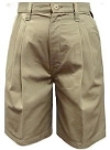 Classroom Boys Pleated School Shorts<br>SALE ITEM: reg $15.95