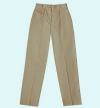 Classroom Girls Pleat Front School Pants<br>SALE ITEM: reg $17.95