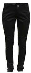 Dickies Girl Stretch Low- Rise Skinny Leg Pants