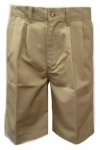 Dickies Young Mens Pleated Uniform Shorts<br>SALE ITEM: reg $19.95