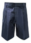 French Toast Boys Pleated School Shorts<br>SALE ITEM: reg $14.95