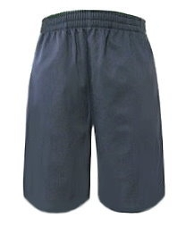 Classroom Toddler Elastic Waist Uniform Shorts
