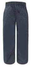 Pull On School Uniform Pants - Large Size